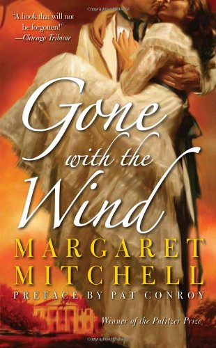 gone with the wind margaret mitchell pat conroy 8601400260616