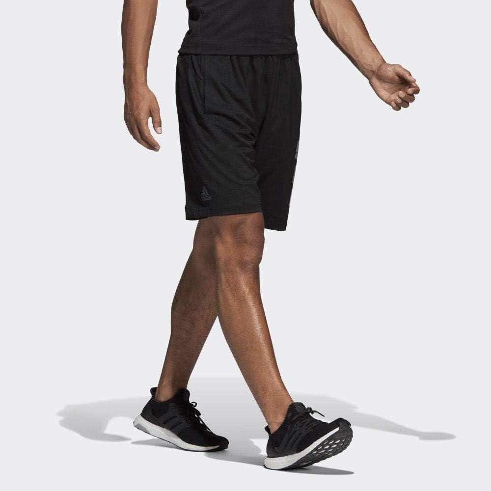 Hombre adidas 4k/_SPR GF Bos Pantalones Cortos de Deporte