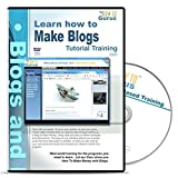 Making Money with Blogs and Blogging new Tutorial Training Course on 1 DVD