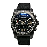 Breitling Cockpit swiss-quartz mens Watch VB5010 (Certified Pre-owned)