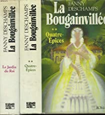 Coffret La Bougainvillée par Deschamps