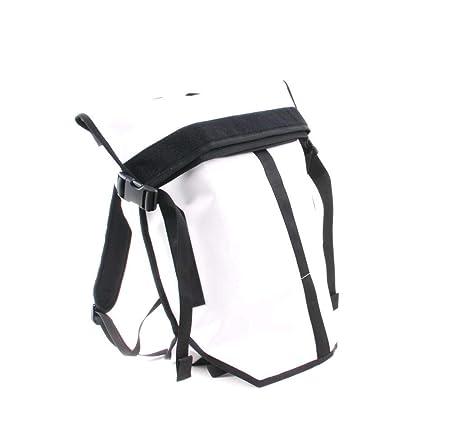 Verkauf Einzelhändler modischer Stil Outlet-Store BREE Punch Pro 301 - Rucksack XL in White: Amazon.co.uk: Luggage