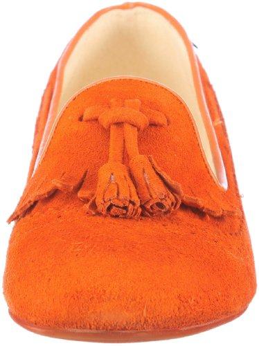 Ballet Naranja Jonny's Orange Flat Women's Janette qP0w6E0C