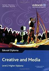 Edexcel Diploma: Creative & Media: Level 2 Higher Diploma Student Book (Level 2 Higher Diploma in Creative and Media)