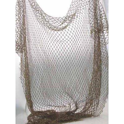 緑がかったブラウン装飾Fish Netting   B0043F2ZGK