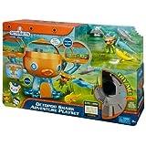 Octonauts DYT06 Octopod Shark Adventure Playset