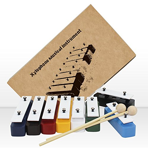 Xylophone Musical Instrument, Early, Music, Educational Learning Toy for Toddlers, Kids, Boys, Girls - iPlay, iLearn