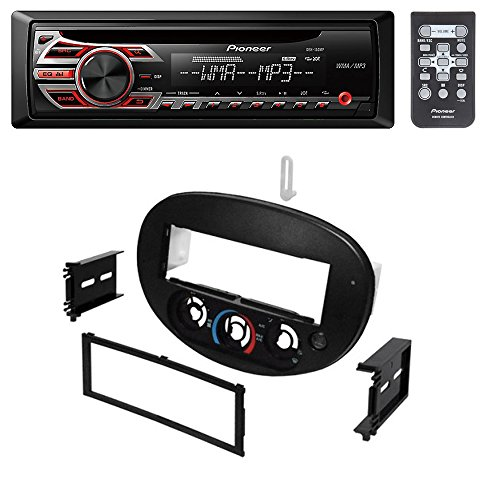 Ford Tracer Mercury (FORD ESCORT MERCURY TRACER 1997 - 2003 CAR STEREO RADIO DASH INSTALLATION MOUNTING KIT W/ WIRING HARNESS)