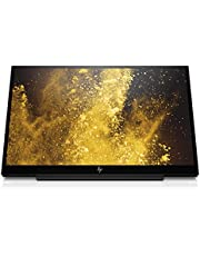 "HP EliteDisplay S14 LED Display 35.6 cm (14"") Full HD Flat Matt Black"