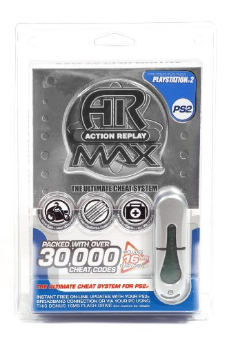 Datel Action Replay Max - Datel Direct Action Replay Max Evo Edition (PS2)