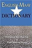 English-Maay Dictionary, Mohamed Mukhtar and Omar Ahmed, 1905068891