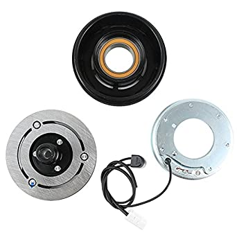 AC A/C Compressor Clutch KIT Front Plate Coil Bearing for 04-09 NonTurbo