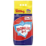 P&G Professional • Bonux Laundry Detergent Powder [European Import] • 100 Wash Loads 16.5 Pounds