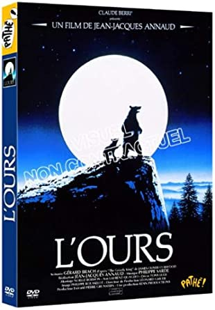 L'Ours: Amazon fr: Tchéky Karyo, Jack Wallace, André Lacombe