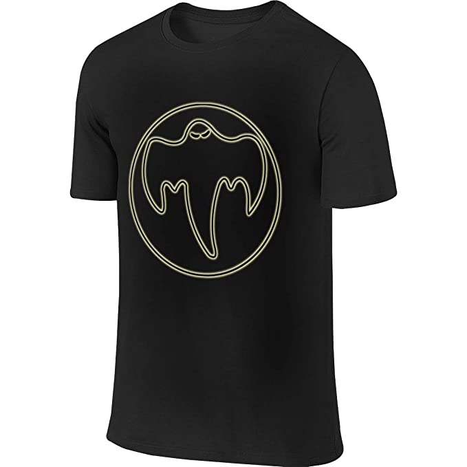 Koenigsegg Ghost LOGO Men/'s T-shirt Black White S-2XL