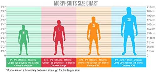 Morphsuits- Msuit Disfraces para adultos, Color verde, XL (STSGRX ...