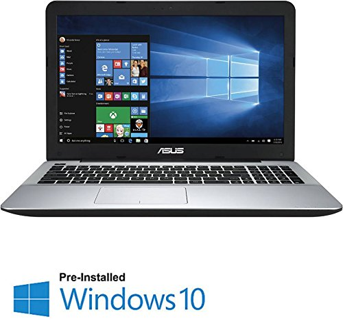 "Asus 15.6"" Laptop Intel Core i3 4GB Memory 1TB Hard Drive Silver X540LA-SI30205P"