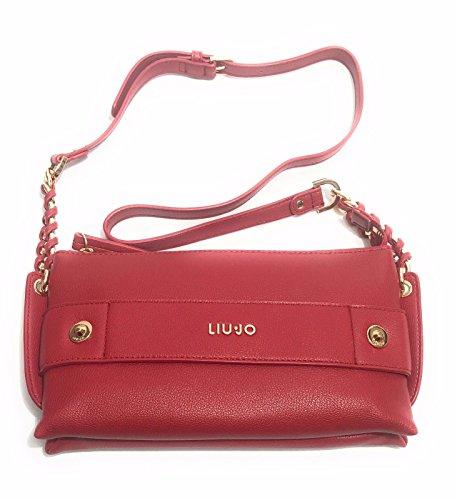 Clutch Liu Red Jo Mujer N17200e0064 qnAxwxE76U