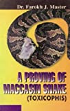 A Proving of Moccasin Snake, Farokh J. Master, 8170218888