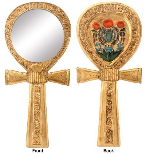 - Ankh Egyptian Mirror Collectible Egypt God Religious Symbol Figure