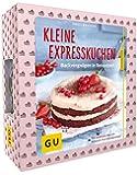 Set Kleine Expresskuchen: mit Kaiser-Springform Ø 20 cm (GU BuchPlus)