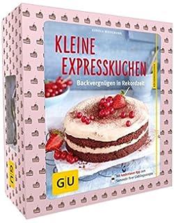 Set Kleine Kuchen Mit Backform Gu Buchplus Amazon De Anne