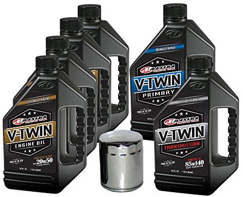 v twin oil filter kit - 4