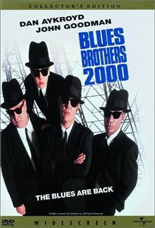 Amazon Com Blues Brothers 2000 Dan Aykroyd John Goodman Joe Morton J Evan Bonifant Aretha Franklin James Brown B B King Nia Peeples Frank Oz Erykah Badu Darrell Hammond Paul Shaffer Eric Clapton Bo