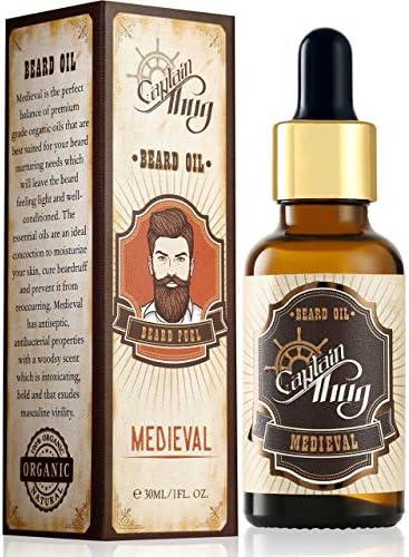 Captain Thug Beard Oil 30ml