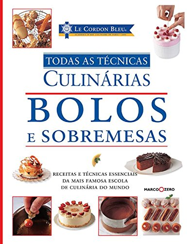 Baixar ebook le cordon bleu bolos e sobremesas cole o for Tecnicas culinarias pdf