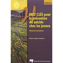 Huit clés pour la prévention du suicide