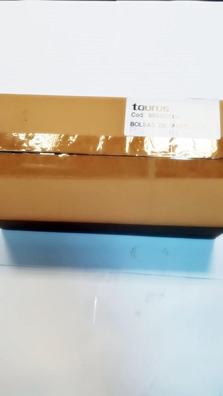 Taurus Bolsas Aspirador Modelo Polo 2000: Amazon.es: Hogar