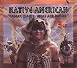 Native American Indian Chants Songs & Dances / Var