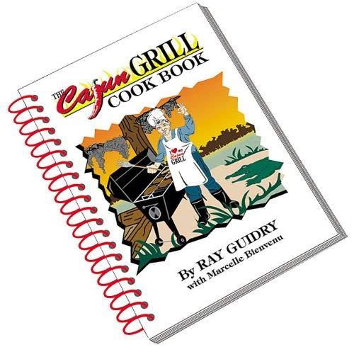 Cajun CGCKBK Cook Book