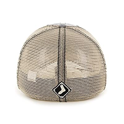 MLB Starboard Closer Stretch Fit Hat