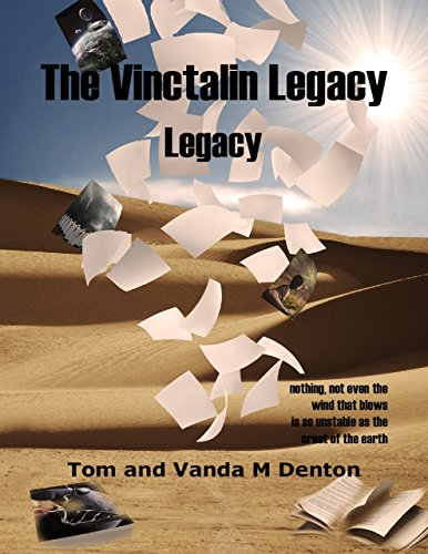 The Vinctalin Legacy - Legacy by [Denton, Vanda]