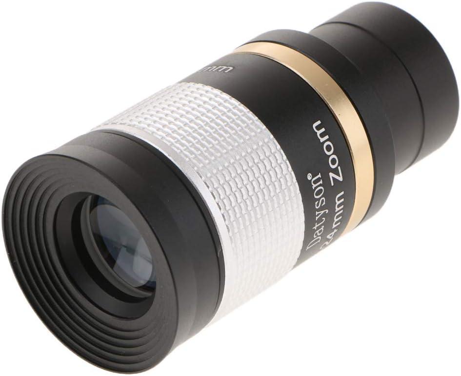 SDENSHI 8-24mm 1.25 31.7mm Eyepiece For Telescope Skywatcher Astronomy Durable