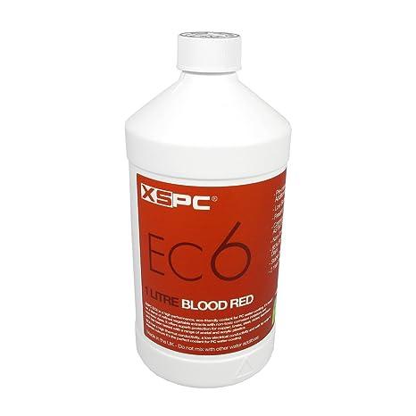 xspc ec6  : XSPC EC6 High Performance Premix Coolant, 1000 mL, Blood ...