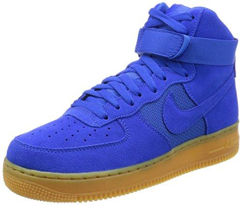 Nike Air Force 1 Hoch '07 Lv8 Mens Style: 806403 Hyperkobalt / Hyperkobalt