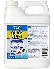 API Quick Start Freshwater & Saltwater Aquarium Nitrifying Bacteria 32 oz Bottle