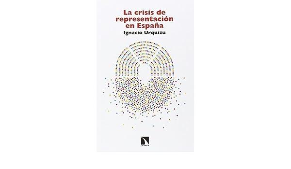 La crisis de representación en España COLECCION MAYOR: Amazon.es ...