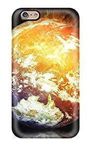 Brand New 6 Defender Case For Iphone (planet Sci Fi People Sci Fi)