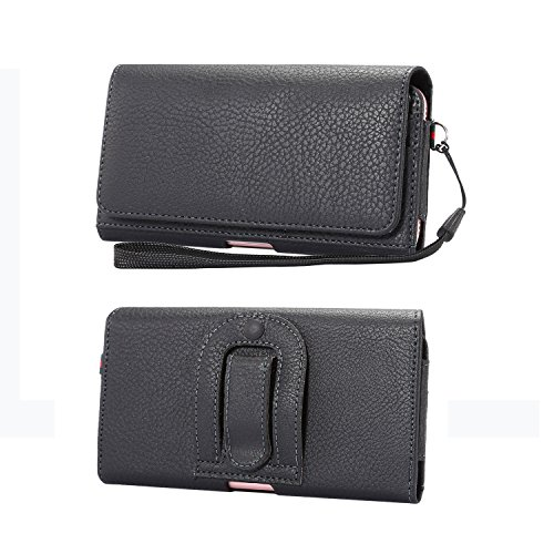 Premium Leather Horizontal Executive Holster