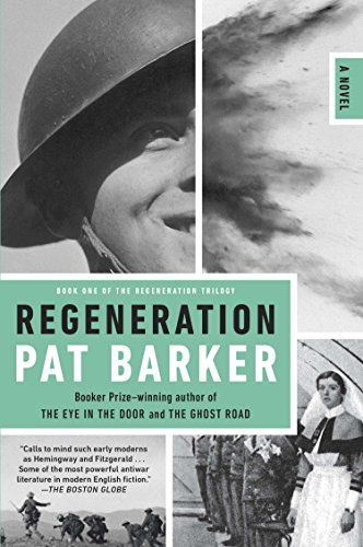 Regeneration (Contemporary Fiction, Plume)