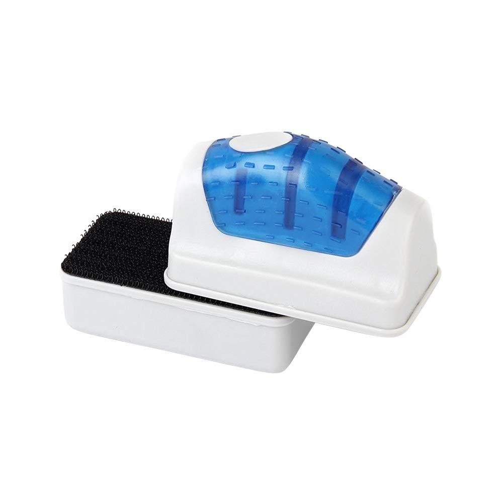 POPETPOP Limpiador Cepillo magnético para Acuario Raspador Limpiador de Vidrio para Limpiar a Acuario Pescado Tanque y Algas Tamaño XL: Amazon.es: Productos ...