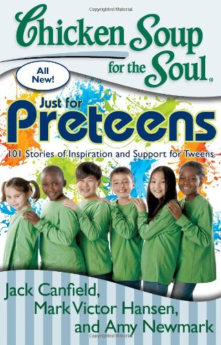Chicken Soup Soul Preteens Inspiration product image