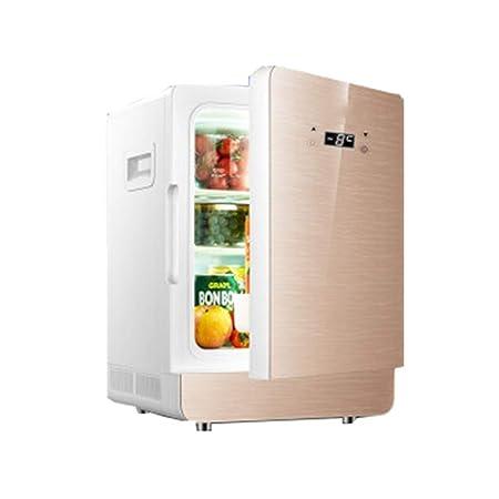 La Temperatura del Refrigerador 20l del Coche Mini Nevera PortáTil ...