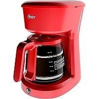 Cafetera de 12 tazas Oster® roja sistema de switch BVSTDCS12R013