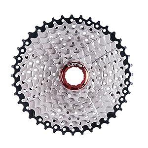 Lixada 9 velocità 11-40T MTB Mountain Bike Bicicletta Pignone Ruota Libera