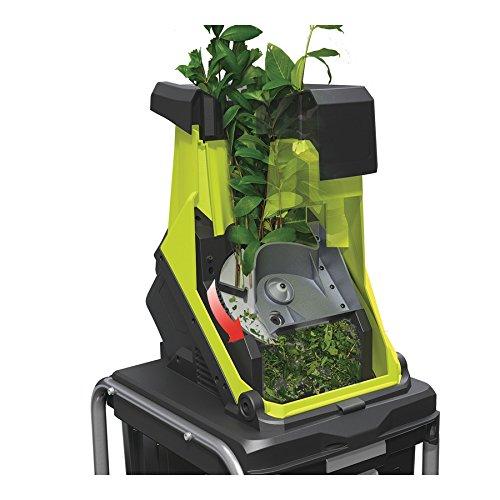 Ryobi RSH2845T - Trituradora eléctrica: Amazon.es: Bricolaje y herramientas